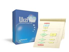 flowcharting software wizflow flowcharter includes
